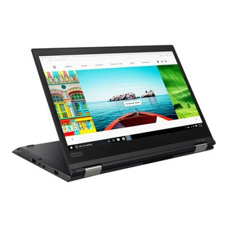 Lenovo ThinkPad X380 Yoga 20LH - Flip-Design - Core i5 8350U / 1.7 GHz - Win 10 Pro 64-Bit - 8 GB RAM - 256 GB SSD TCG Opal Encryption