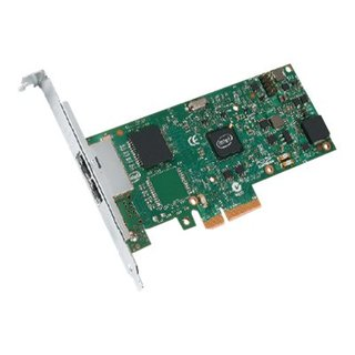 FUJITSU PLAN CP Intel I350-T2 - Netzwerkadapter - PCIe 2.1 x4 Low-Profile - Gigabit Ethernet x 2 (Packung mit 20)